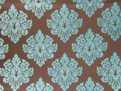 Glam fabric from Rodeo Home