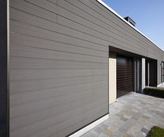weather-resistant and crack-resistant exterior wpc wood plastic composite wall panels