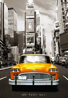 BE INSPIRED BY ... NEW YORK, NEW YORK