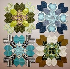 Lucy Boston New England Quilt Designers Cooperative
