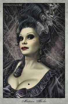 Madame Alaska ~ Victoria Frances