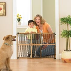 Bamboo Gate Safety 1st Nature Next