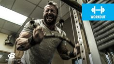 Shoulders and Triceps Workout | Kris Gethin's 4Weeks2Shred | Day 9
