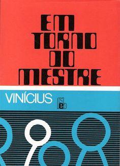 """Lvro """"Em Torno do Mestre"""" - Vinícius"""