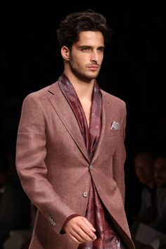 Canali S/S2012 menswear collection Milan