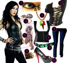 DIY The Look: Kat Von D