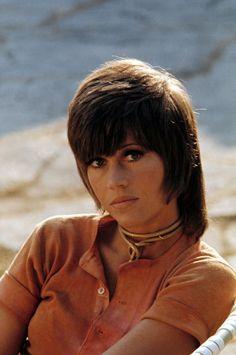 Jane Fonda for 'Klute', 1971.