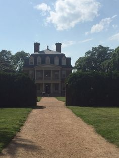 Shirley Plantation overlooking the James River, Virginia at this year's Virginia Garden Week