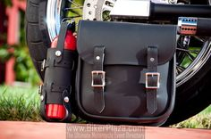 Nash Saneho Motorcycle Leather Bag