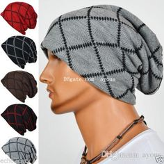 d027e0b720b New 2016 Hats For Men European And American Popular Acrylic Knit Hat Ear  Peas Hip Hop Trend Of Hedge Winter Caps Custom Beanies Crochet Beanie  Pattern From ...