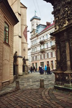 Lviv, W Ukraine, from iryna with love