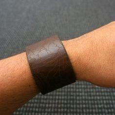 DIY Leather Bracelets for Men