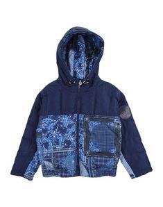 Prezzi e Sconti   Versace young piumino bambino Blu scuro ad Euro 187.00 in    e277298f727