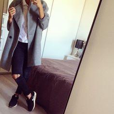 www.outfitbook.fr on Instagram \u201cManteaux oversize sont de retour ce soir sur le site 😍✨👌\u201d