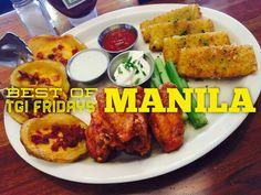 Best of TGI Fridays Glorietta Ayala Center Makati Manila Philippines by ...