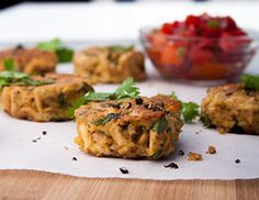 Texas Tuna Cakes from our newsletter get a kick from salsa and cilantro -- your family's going to like these!