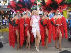 Las Vegas show girls - Yahoo Image Search Results