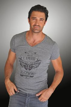 Alan Mercer's PROFILE: Gilles Marini: For The Good Of The World