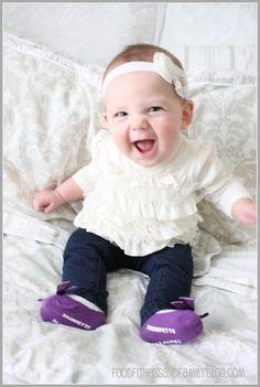 Fashion baby girl! // Moda para bebé