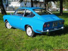 Fiat 850 Sport Coupè anno 1969