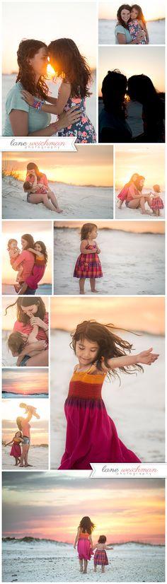 Mommy and me Beach Photos | Nursing Photos | Lane Weichman Photography | Birmingham, Alabama photographer