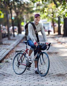 #BikeNYC: Clay