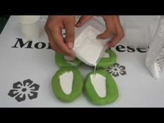 Mom's Present UK [Baby hand & feet 3D Print Deluxe] - YouTube