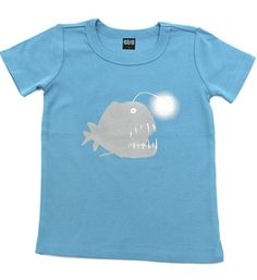 Glug Angler T -Kids: Great design.