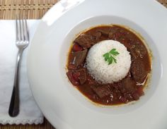 Beef Korma - An Uncomplicated Version - A Beginners Curry - craftycookingmama.com