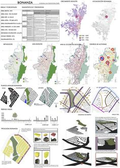 I Urban Architecture 2014 – 1 on Los Andes Portfolios Analysis U. Landscape Design Plans, Landscape Architecture Design, Urban Architecture, Landscape Architects, Urban Design Concept, Urban Design Diagram, Architecture Presentation Board, Presentation Design, Architectural Presentation