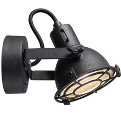 Brilliant Jesper G54310/86 Spot Zwart #LampPlafond