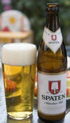 Spaten Pils by Spaten-Franziskaner-Bräu