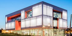 A Modern Façade: Winston-Salem art studio finds its own creative expression Material Library, Art For Art Sake, Facade, Winston Salem, Mansions, Studio, House Styles, Building, Architecture Design