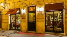 Plats aux truffes et romaines - Restaurant AdHoc Rome Le restaurant Ad Hoc est en rue de Ripetta 43,  dans le centre historique de Rome, près des principaux monuments de la ville éternelle.  Tel: +39 06 3233040+39 06 3233040  Le restaurant est ouvert tous les soirs de 19.00 heures à minuit.