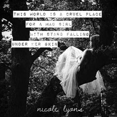 61 Likes, 0 Comments - Nicole Lyons (@nicolelyonspoetry) on Instagram