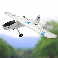 ﹩75.99. Volantex Ranger 757-4 RC Plane Model Airplane PNP w/ Brushless Motor No Radio    Custom Label - TY567403, UPC - 6940350880287
