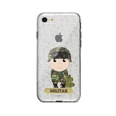 Case - El case del militar, encuentra este producto en nuestra tienda online y personalízalo con un nombre o mensaje. Boutique Interior, Phone Cases, Boutique Interior Design, Military, Messages, Houses, Store, Phone Case
