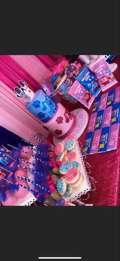 Gender Reveal Themes, Gender Reveal Party Decorations, Baby Gender Reveal Party, Hotel Birthday Parties, Monster Birthday Parties, 2nd Birthday, Baby Reveal Cakes, 1st Birthday Girl Decorations, Unique Baby Shower Themes