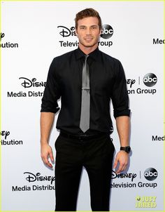 Derek Theler also known as Christian Grey