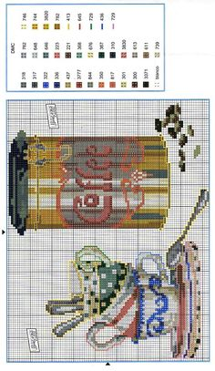 Thrilling Designing Your Own Cross Stitch Embroidery Patterns Ideas. Exhilarating Designing Your Own Cross Stitch Embroidery Patterns Ideas. Cross Stitch Kitchen, Cross Stitch Love, Cross Stitch Needles, Counted Cross Stitch Patterns, Cross Stitch Charts, Cross Stitch Designs, Cross Stitch Embroidery, Embroidery Patterns, Embroidery Techniques