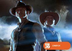 Em 1873, uma espaçonave pousa no Arizona. Cowboys e nativos americanos juntam forças para impedi-la. Cowboys & Aliens - Domingo, 1 de dezembro, 22H #EuCurtoFOX Confira conteúdo exclusivo no www.foxplay.com