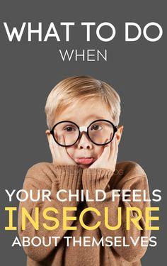 Mindful Parenting, Gentle Parenting, Parenting Styles, Parenting Advice, Feeling Insecure, Negative Self Talk, Positive Discipline, Christian Parenting, Read More