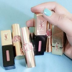 My YSL collection!