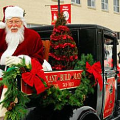 Door County, Wisconsin's Holiday Events--Christmas by the Bay in Sturgeon Bay.