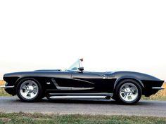 1962 Chevrolet Corvette C1 - Vintage Vette Rod
