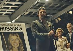 First Look at Ben Affleck in David Fincher's 'Gone Girl'
