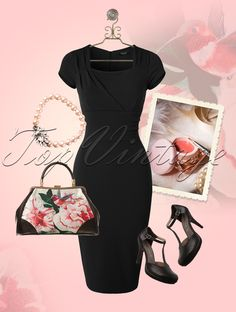 This Cute & Elegant look is perfect for a lovely spring day