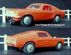 Vintage Revell Slot Car 62