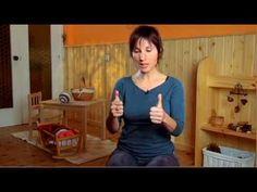 """Juego de Dedos bueno para niños con tendencia hiperactiva, ya que lleva """"del nervio"""" a la quietud. Para niños pequeños, tomaremos su mano y le haremos el """"ma..."""