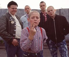 Shane Meadows's This Is England, starring Thomas Turgoose